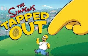 Test : Jeu les simspsons tapped out