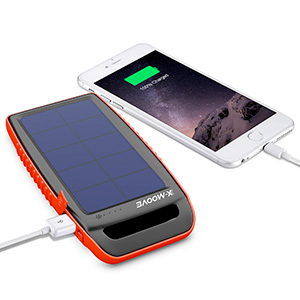 Chargeur solaire X-Moove Solargo Pocket