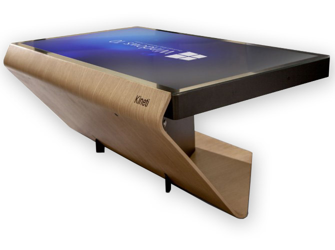 La Kineti Table et Windows 10