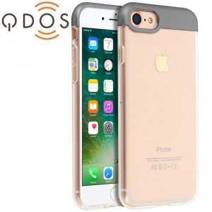 iPhone 7 | Coque flexible transparente Qdos